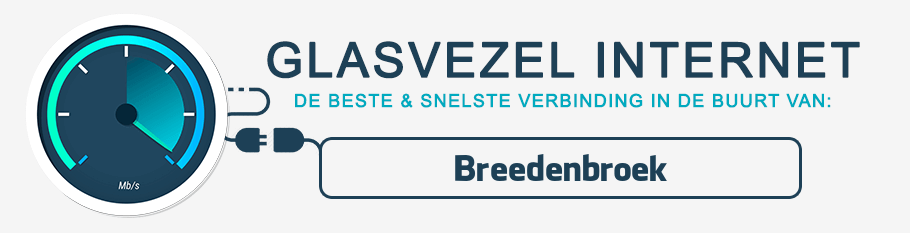 glasvezel internet Breedenbroek