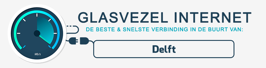 glasvezel internet Delft