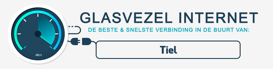glasvezel internet Tiel