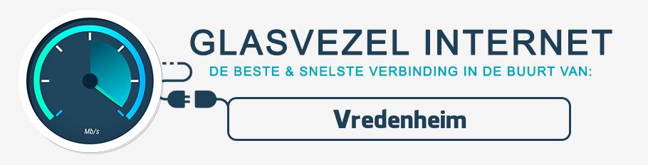 glasvezel internet Vredenheim