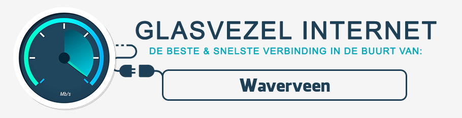 glasvezel internet Waverveen