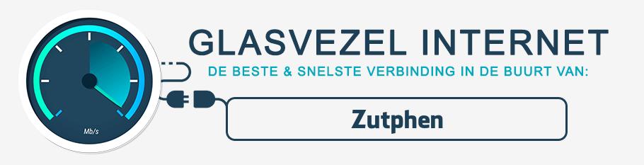 glasvezel internet Zutphen